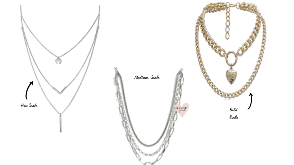 Necklace Scale