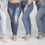 Best Fit Jeans For The 6 Body Shapes
